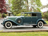 Pictures of Cadillac V16 All-Weather Phaeton by Fleetwood 1930