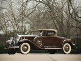 Pictures of Cadillac V16 452/452-A Roadster by Fleetwood 1930–31