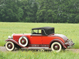 Pictures of Cadillac V16 Convertible Coupe by Fleetwood 1930