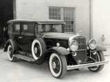 Pictures of Cadillac V16 452 Armored Imperial Sedan by Fleetwood 1930