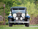 Pictures of Cadillac V16 452-A Madame X Sedan Cabriolet by Fleetwood 1930