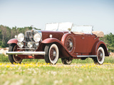 Pictures of Cadillac V16 Series 452 Special Dual Cowl Phaeton by Fleetwood (4260) 1931