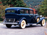 Pictures of Cadillac V16 452-B Imperial Sedan by Fleetwood 1932