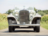 Pictures of Cadillac V16 452-B All Weather Phaeton by Fisher (32-16-273) 1932