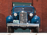 Pictures of Cadillac V16 Town Sedan by Fleetwood (5733S) 1936