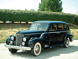 Pictures of Cadillac V16 Series 90 Sedan by Fleetwood 1938