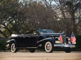 Pictures of Cadillac V16 Series 90 Presidential Convertible Limousine 1938