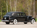 Pictures of Cadillac V16 Formal Sedan 1940