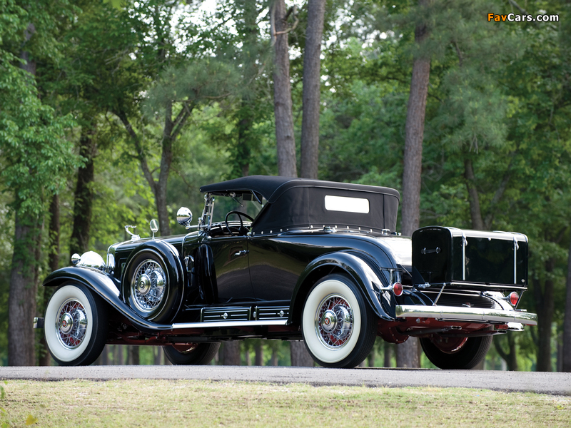 Cadillac V16 452 Roadster 1930 wallpapers (800 x 600)