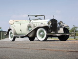 Cadillac V16 452-B All Weather Phaeton by Fisher (32-16-273) 1932 wallpapers
