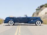 Cadillac V16 452-D Convertible Sedan by Fleetwood (5780) 1934 wallpapers