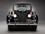 Cadillac V16 Series 90 Ceremonial Town Car by Fleetwood 1938 wallpapers