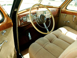 Cadillac V16 Series 90 Sedan by Fleetwood 1938 wallpapers