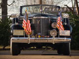 Cadillac V16 Series 90 Presidential Convertible Limousine 1938 wallpapers