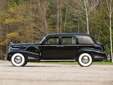 Cadillac V16 Formal Sedan 1940 wallpapers