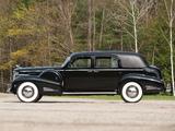 Cadillac V16 Formal Sedan 1940 wallpapers