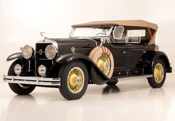 Cadillac V8 341 B Sport Phaeton By Fisher 1183 8 1929 Images