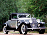Cadillac V8 355-A Convertible Coupe 1931 pictures