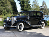 Cadillac V8 355-C Town Sedan by Fleetwood (5330-S) 1933 photos