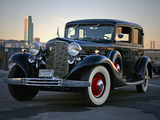 Images of Cadillac V8 355-C Town Sedan by Fleetwood (5330-S) 1933
