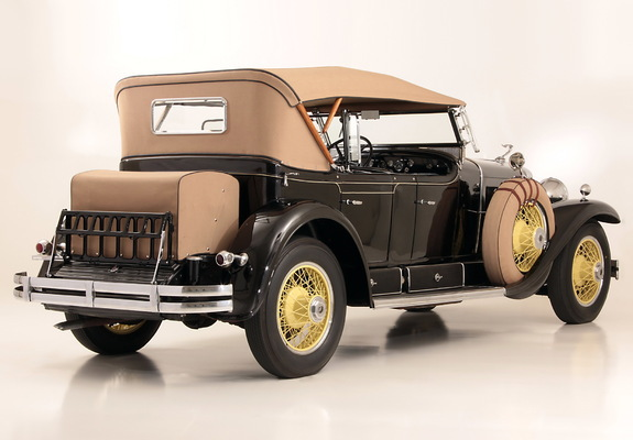 Photos Of Cadillac V8 341 B Sport Phaeton By Fisher 1183 8 1929