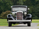 Pictures of Cadillac V8 355-D Town Coupe by Fisher (10-34722) 1934