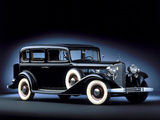 Cadillac V8 355-C Sedan by Fleetwood (5375-S) 1933 wallpapers