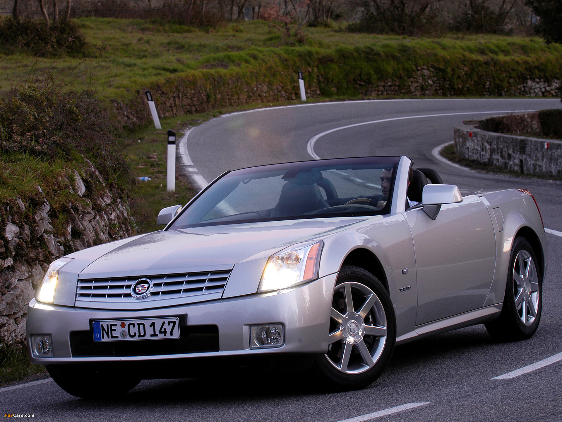 Pictures of Cadillac XLR 2004–08 (1920 x 1440)