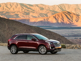 Cadillac XT5 2016 pictures
