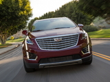 Pictures of Cadillac XT5 2016