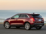 Cadillac XT5 2016 wallpapers