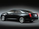 Cadillac XTS Platinum Concept 2010 photos