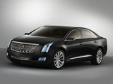 Cadillac XTS Platinum Concept 2010 wallpapers