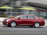 Cadillac XTS 2012 images
