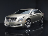 Cadillac XTS 2012 photos