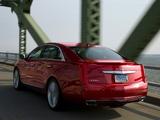 Cadillac XTS Vsport 2013 wallpapers