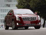 Images of Cadillac XTS 2012