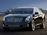 Photos of Cadillac XTS 2012