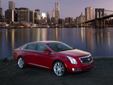 Photos of Cadillac XTS Vsport 2013