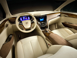 Pictures of Cadillac XTS Platinum Concept 2010