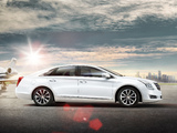 Cadillac XTS CN-spec 2013 wallpapers