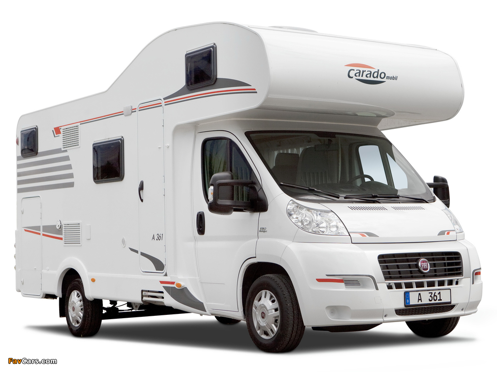 Carado A361 based on Fiat Ducato 2011 pictures (1024 x 768)