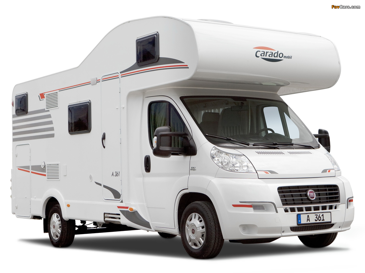 Carado A361 based on Fiat Ducato 2011 pictures (1280 x 960)