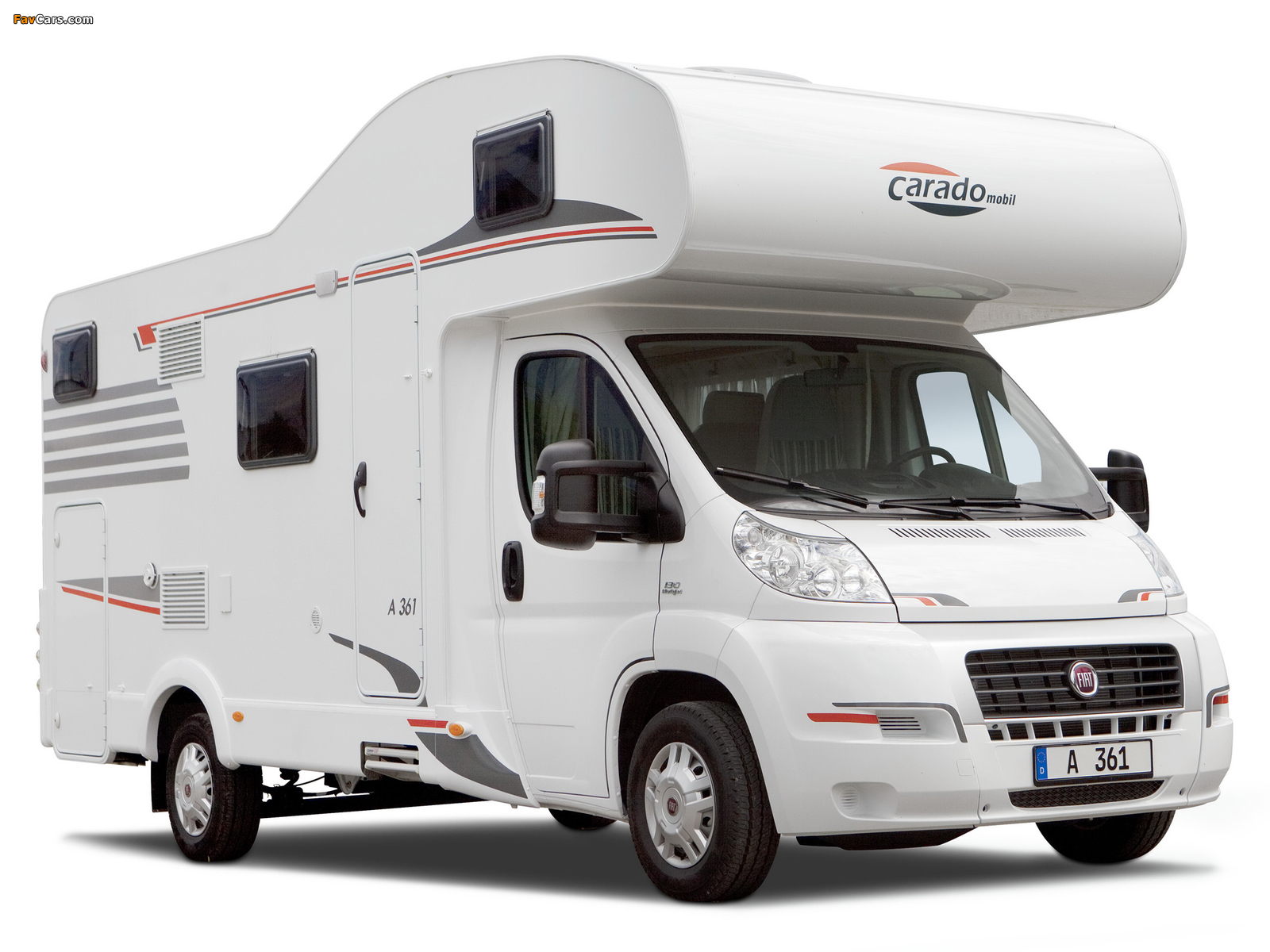 Carado A361 based on Fiat Ducato 2011 pictures (1600 x 1200)