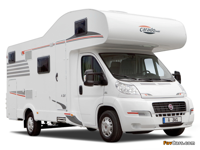 Carado A361 based on Fiat Ducato 2011 pictures (640 x 480)