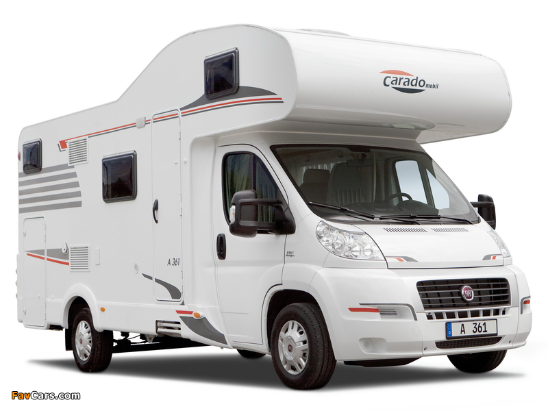 Carado A361 based on Fiat Ducato 2011 pictures (800 x 600)