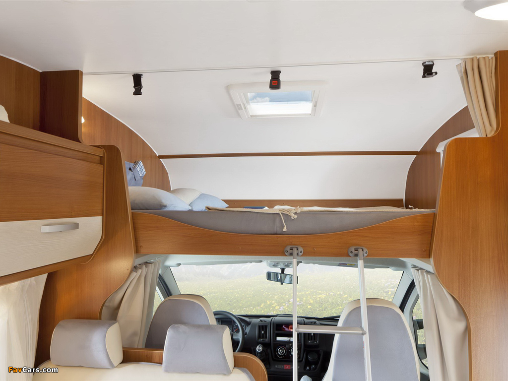 Carado A361 based on Fiat Ducato 2011 wallpapers (1024 x 768)