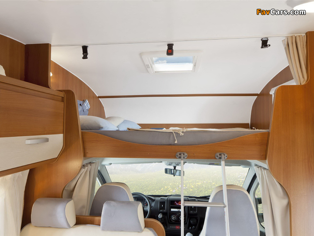 Carado A361 based on Fiat Ducato 2011 wallpapers (640 x 480)