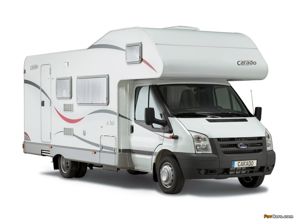 Photos of Carado A366 based on Ford Transit 2009 (1024 x 768)
