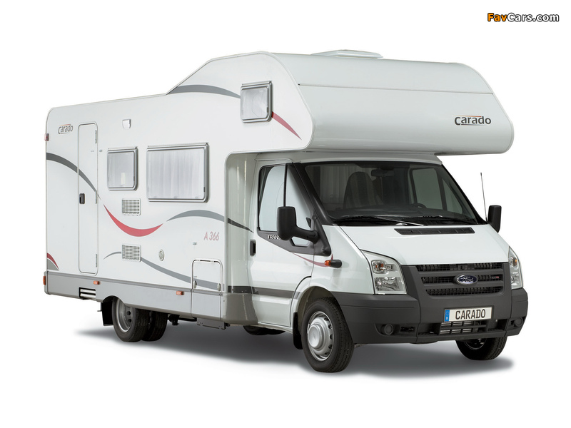 Photos of Carado A366 based on Ford Transit 2009 (800 x 600)